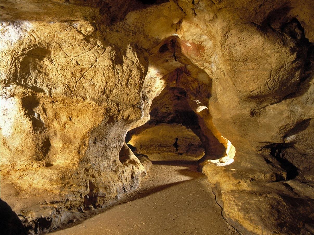 Grotte de Pair-non-Pair Prignac-et-Marcamps
