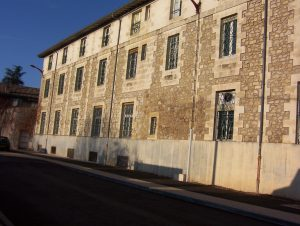 Hôpital Sainte-Marguerite Cadillac