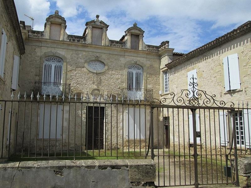 Hôtel de Briet La Réole
