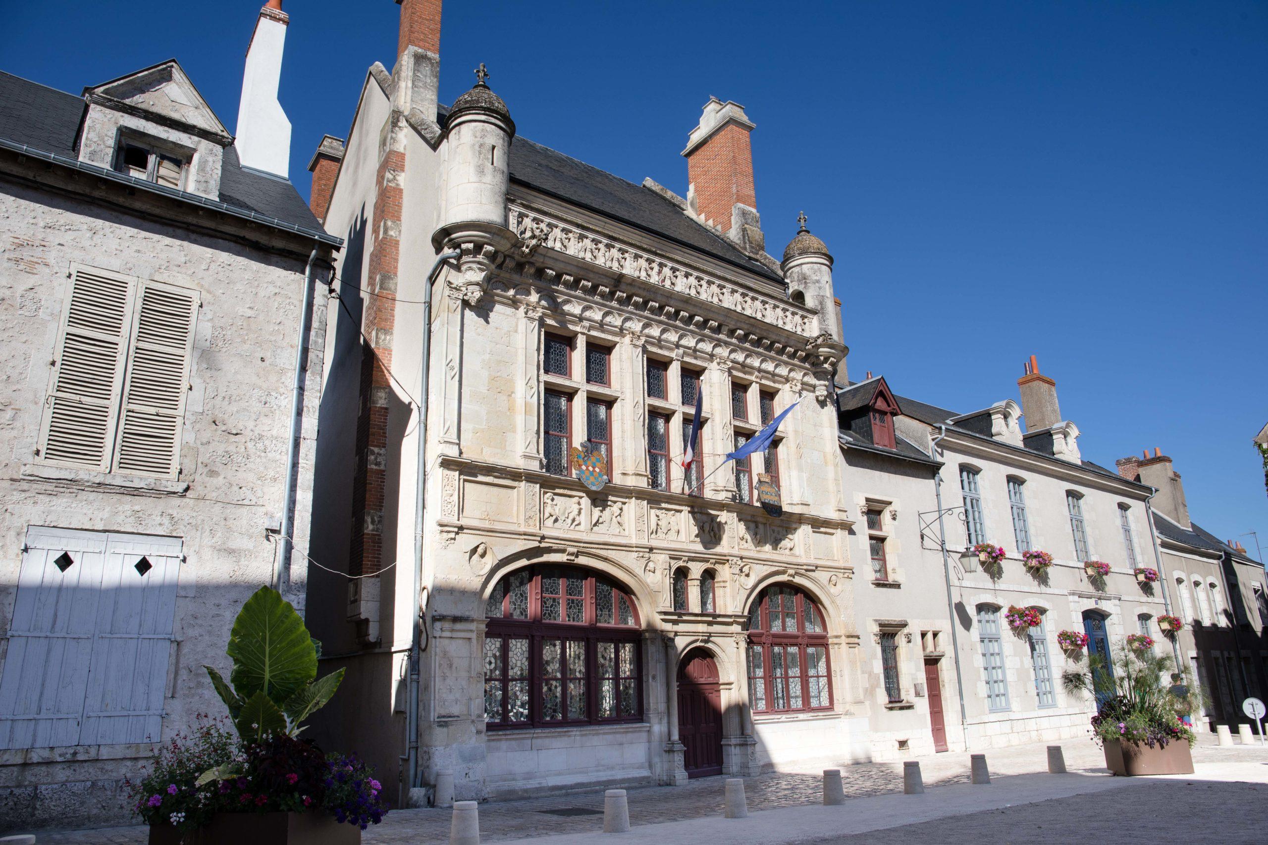 Hôtel de ville de Beaugency Beaugency