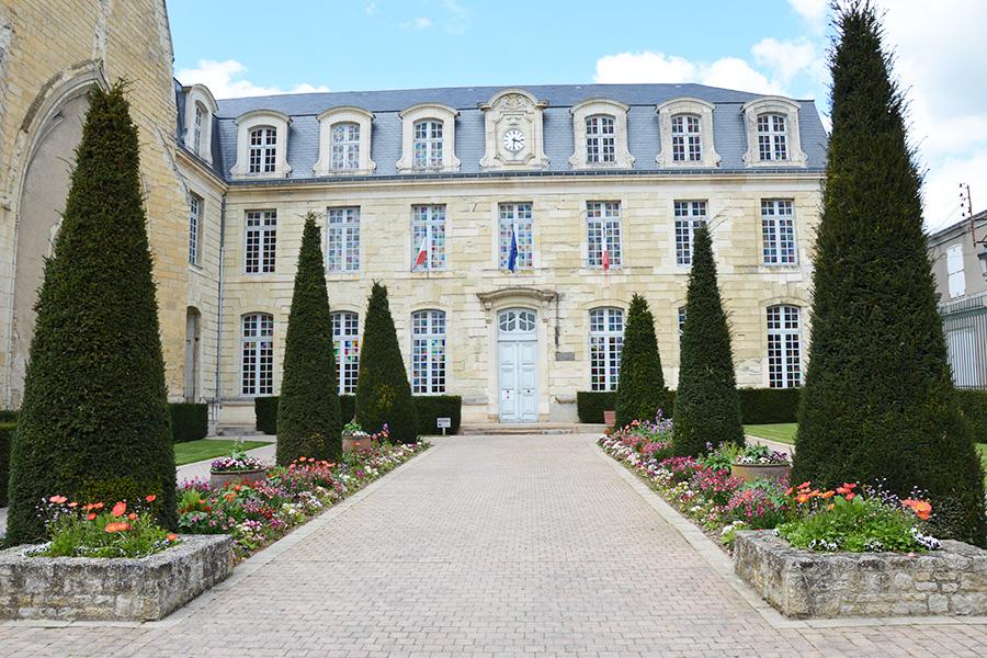 Hôtel de ville Thouars