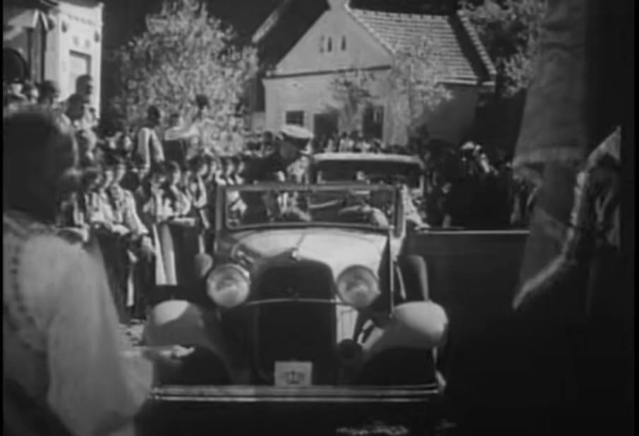 inauguration route des rois roumanie