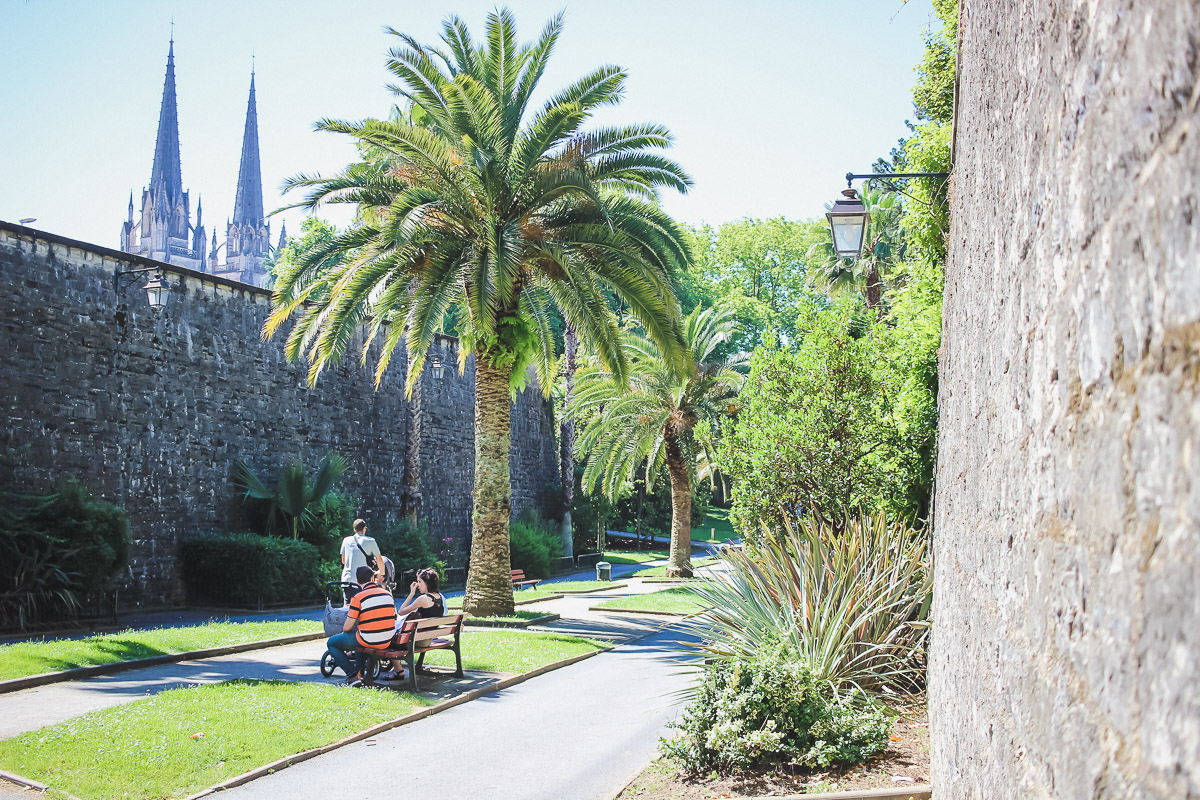 Jardin Botanique Bayonne