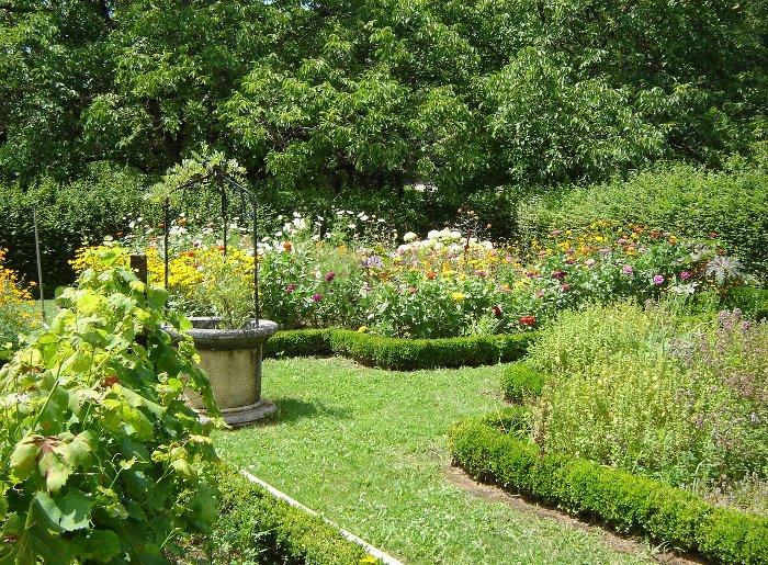 Jardin de la Ferme Fleurie La Roque-Gageac