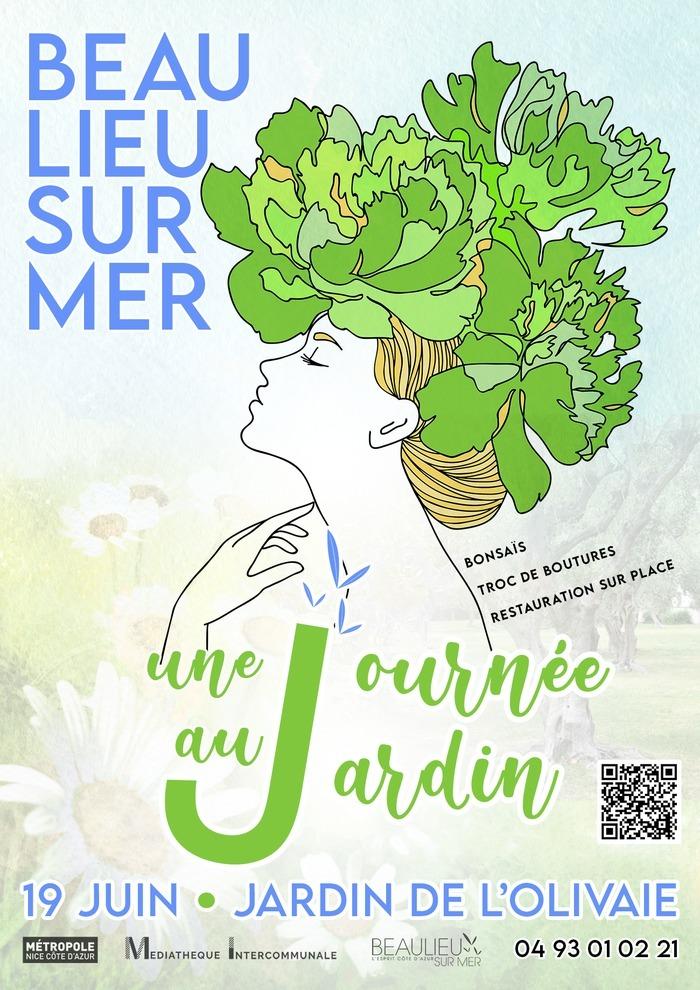Une Journée au Jardin Jardin de l'Olivaie 06310 Beaulieu-sur-Mer Alpes Maritimes Beaulieu-sur-Mer