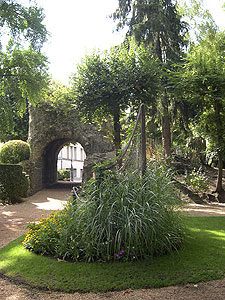 Jardin des Arènes