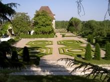 Jardin du Château Pierrail Margueron