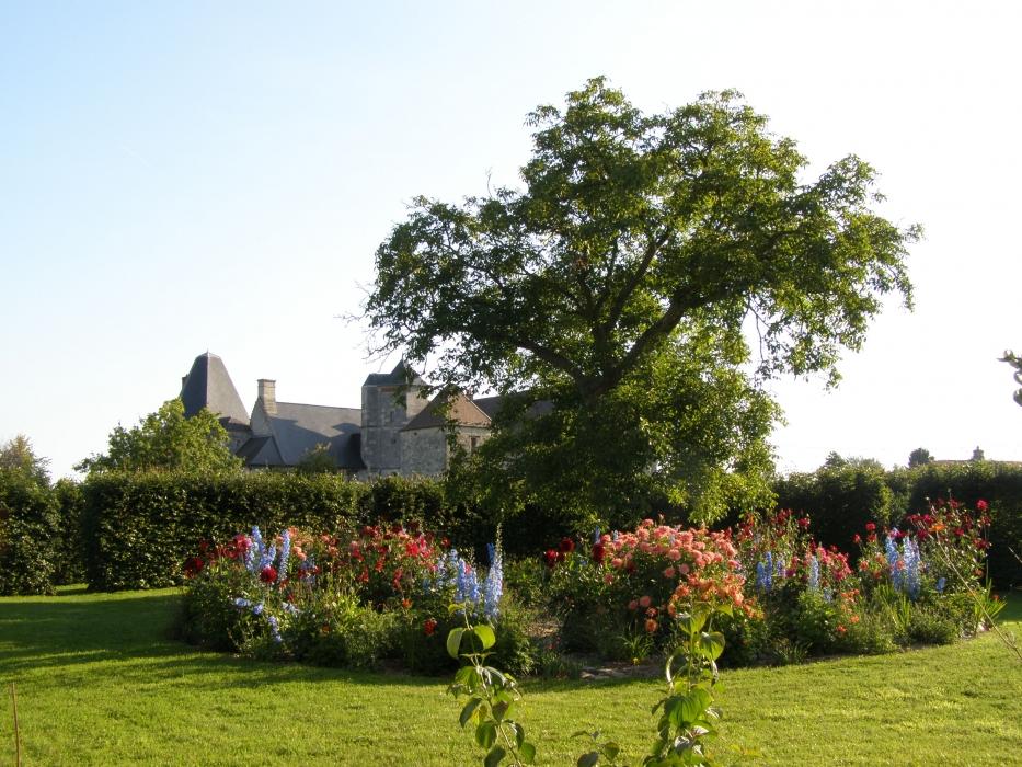 Jardin du Manoir du Plessis-au-Bois