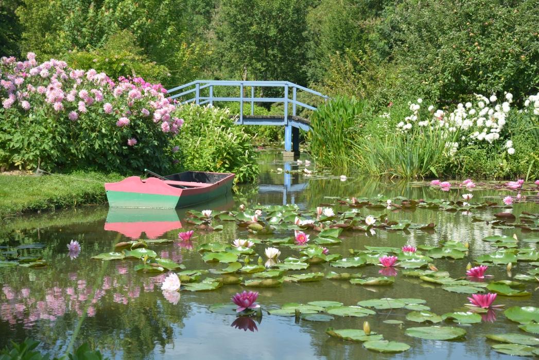 Jardin du Peintre André Van Beek