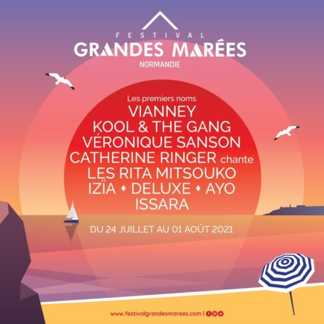 Festival Grandes Marées Jullouville Jullouville