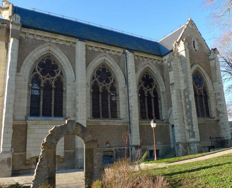 La Chapelle Jeanne d'Arc Thouars