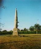 La Croix de cimetière Saint-Christophe-sur-Roc