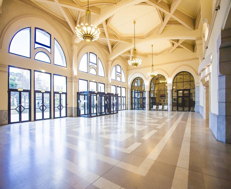 La Gare du Midi Biarritz