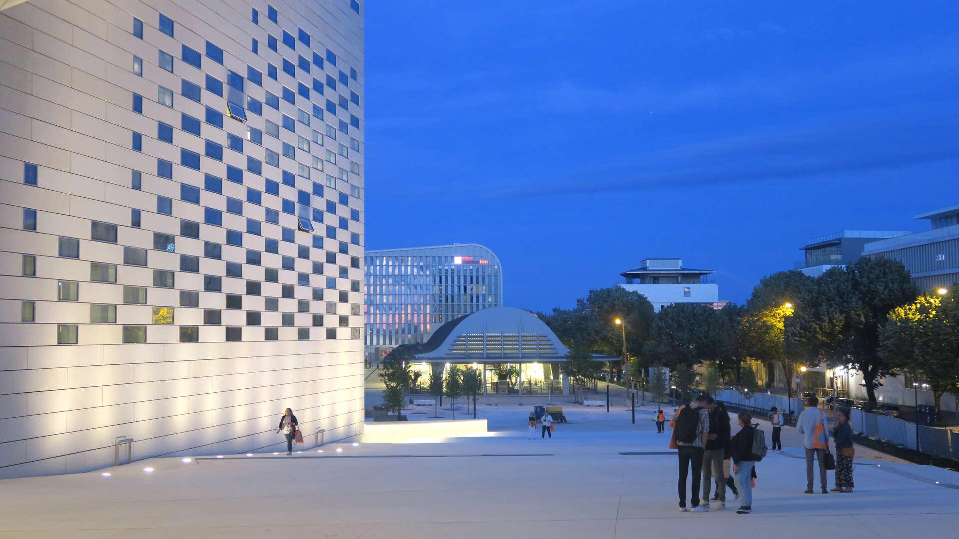 La Méca : la Maison de l'économie créative et culturelle en Nouvelle-Aquitaine Bordeaux