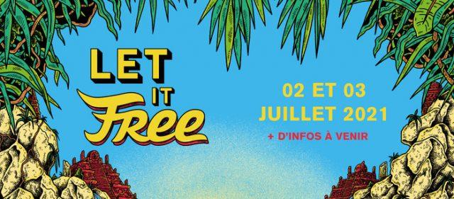 Let It Free par Freemusic Lac de Montendre Montendre