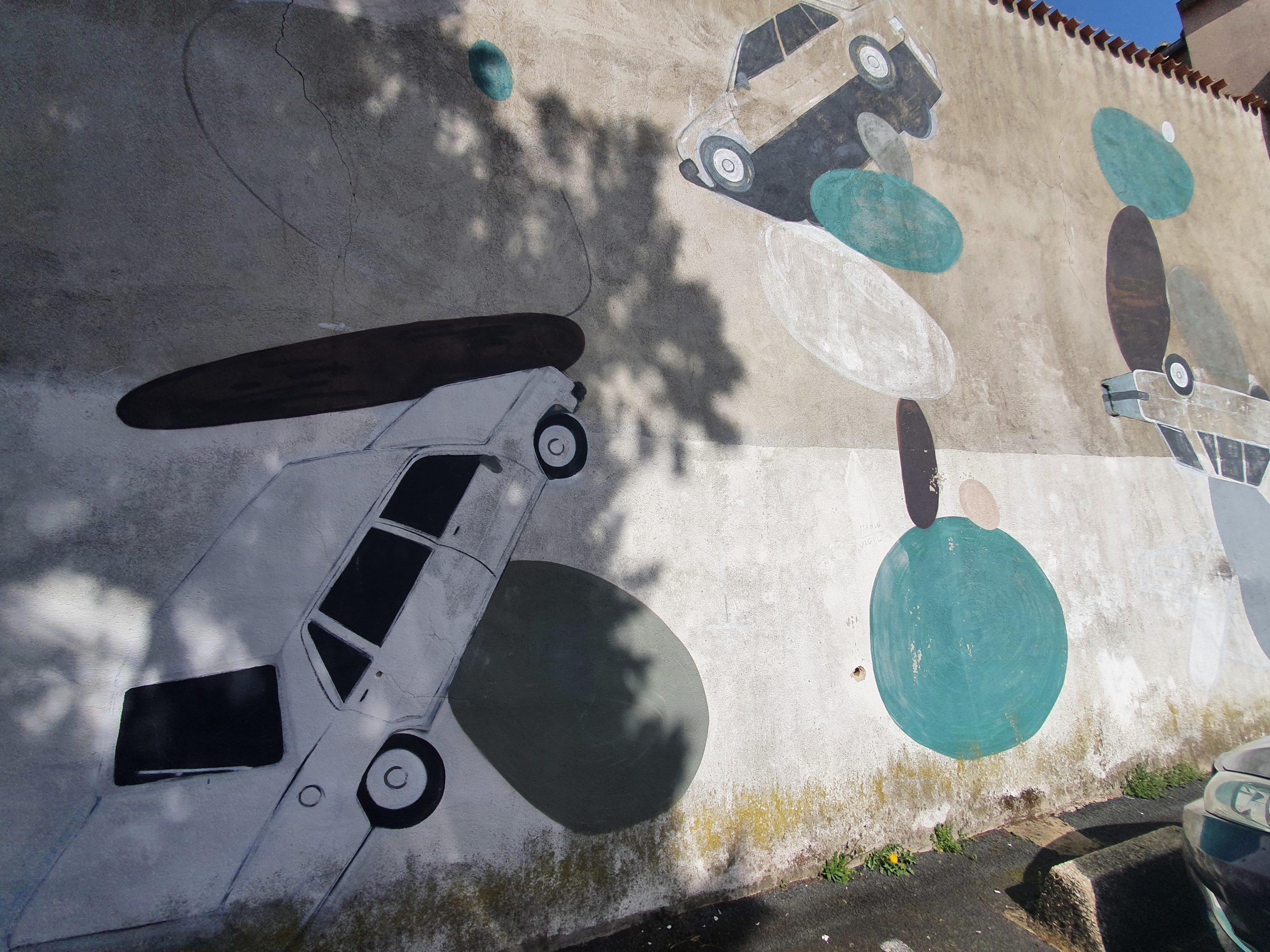 L'Art urbain, street art Niort