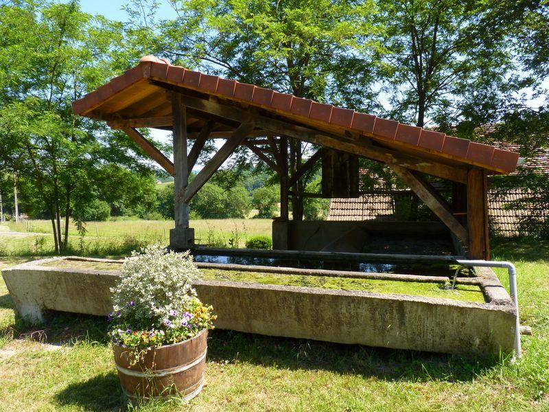Lavoir de Lacoste Séméacq-Blachon