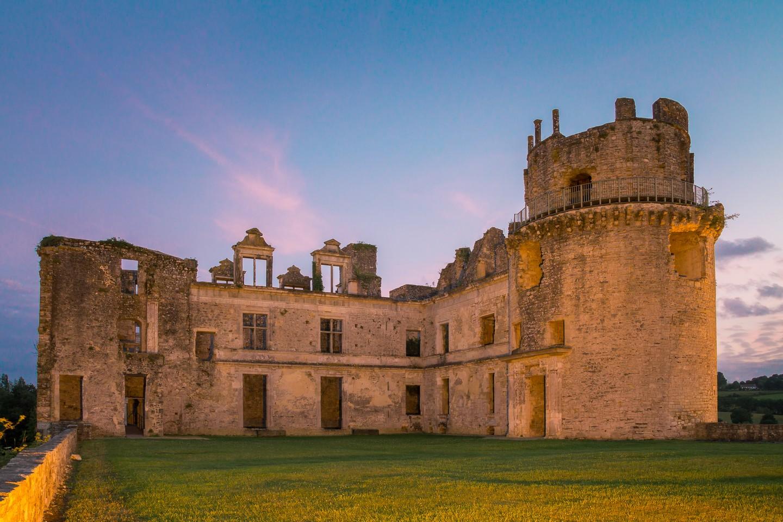Le Château de Gramont Bidache