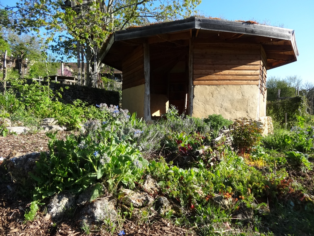 Le Jardin de Paradis Montagnac-la-Crempse