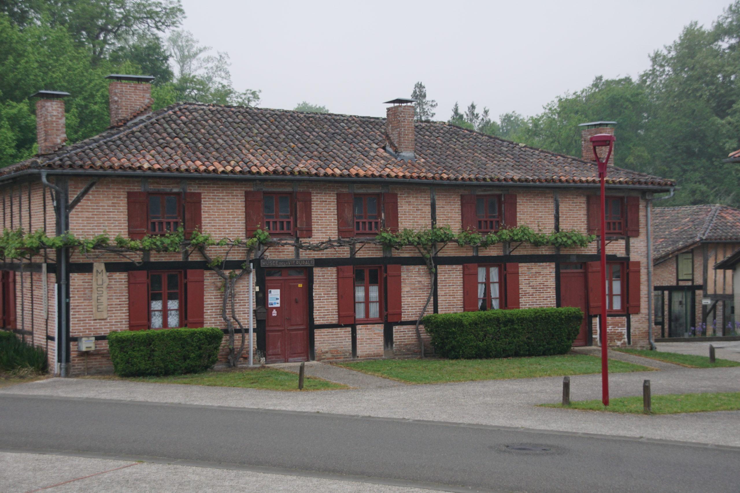 Le Musée de la vie rurale Laluque