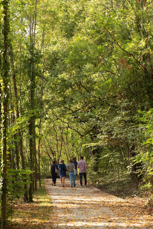 Le parc Ausone Bruges
