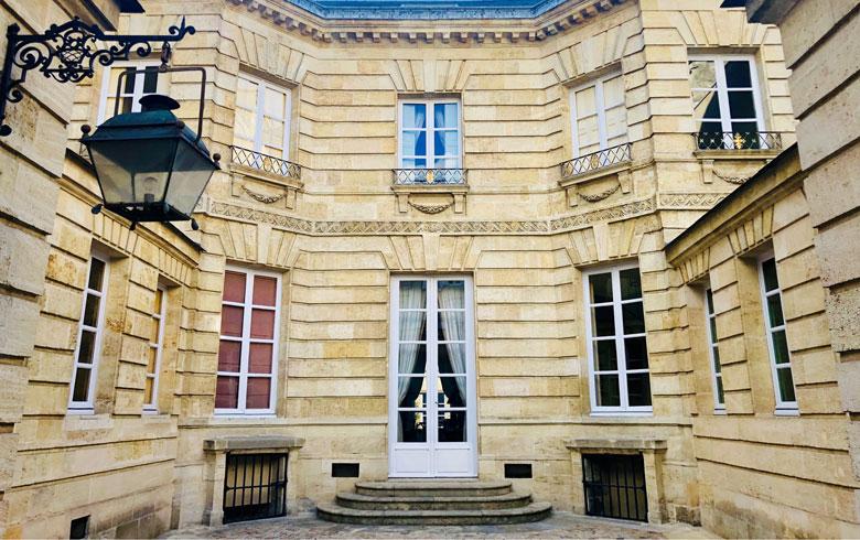 Le petit hôtel Labottière Bordeaux