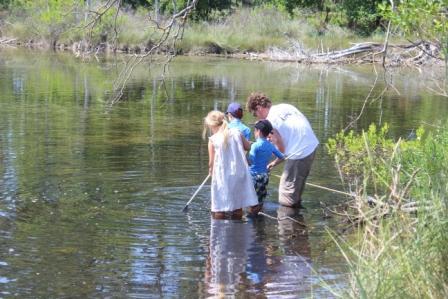 Les 3 eaux de Saint Brice - pour les Bambins Arès