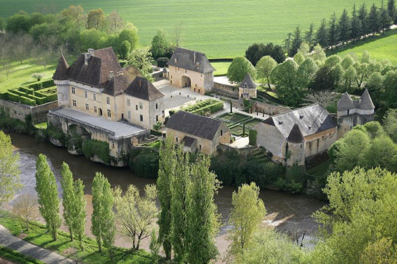 Les Jardins du château de Losse Thonac
