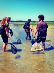 Les pieds dans l'eau à marée haute - pour les aventuriers Arès