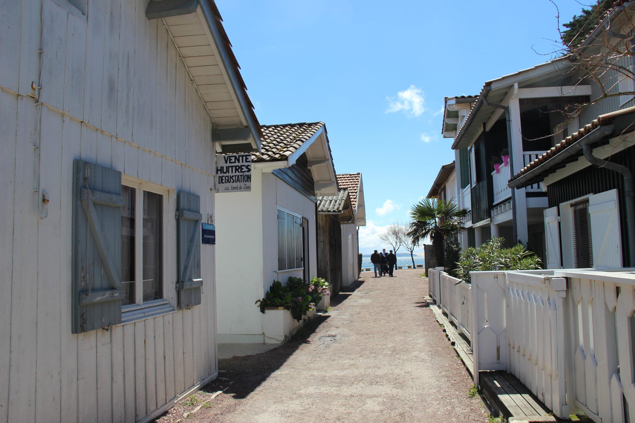 Les villages et le patrimoine ostréicole Lège-Cap-Ferret