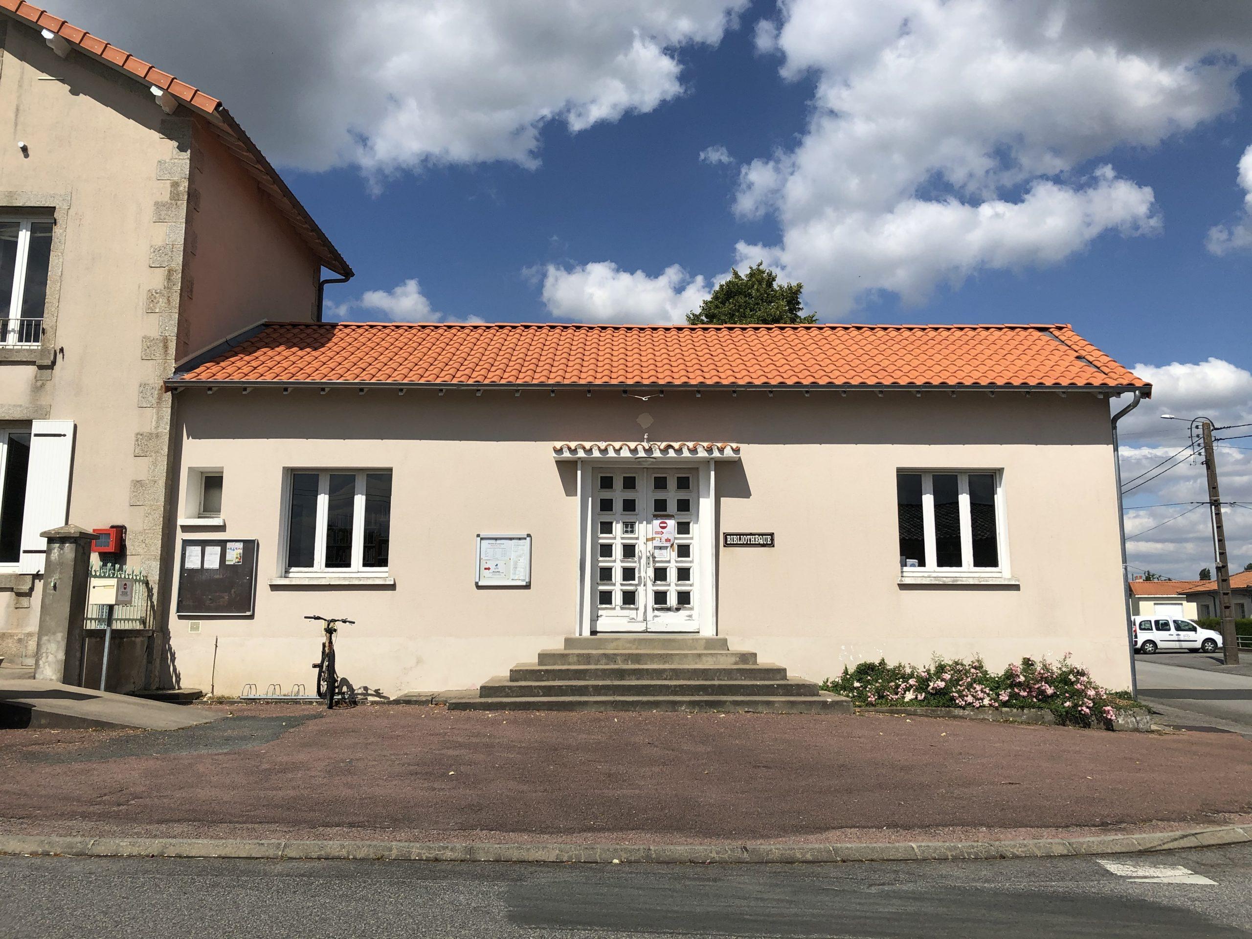 Médiathèque Châtillon-sur-Thouet