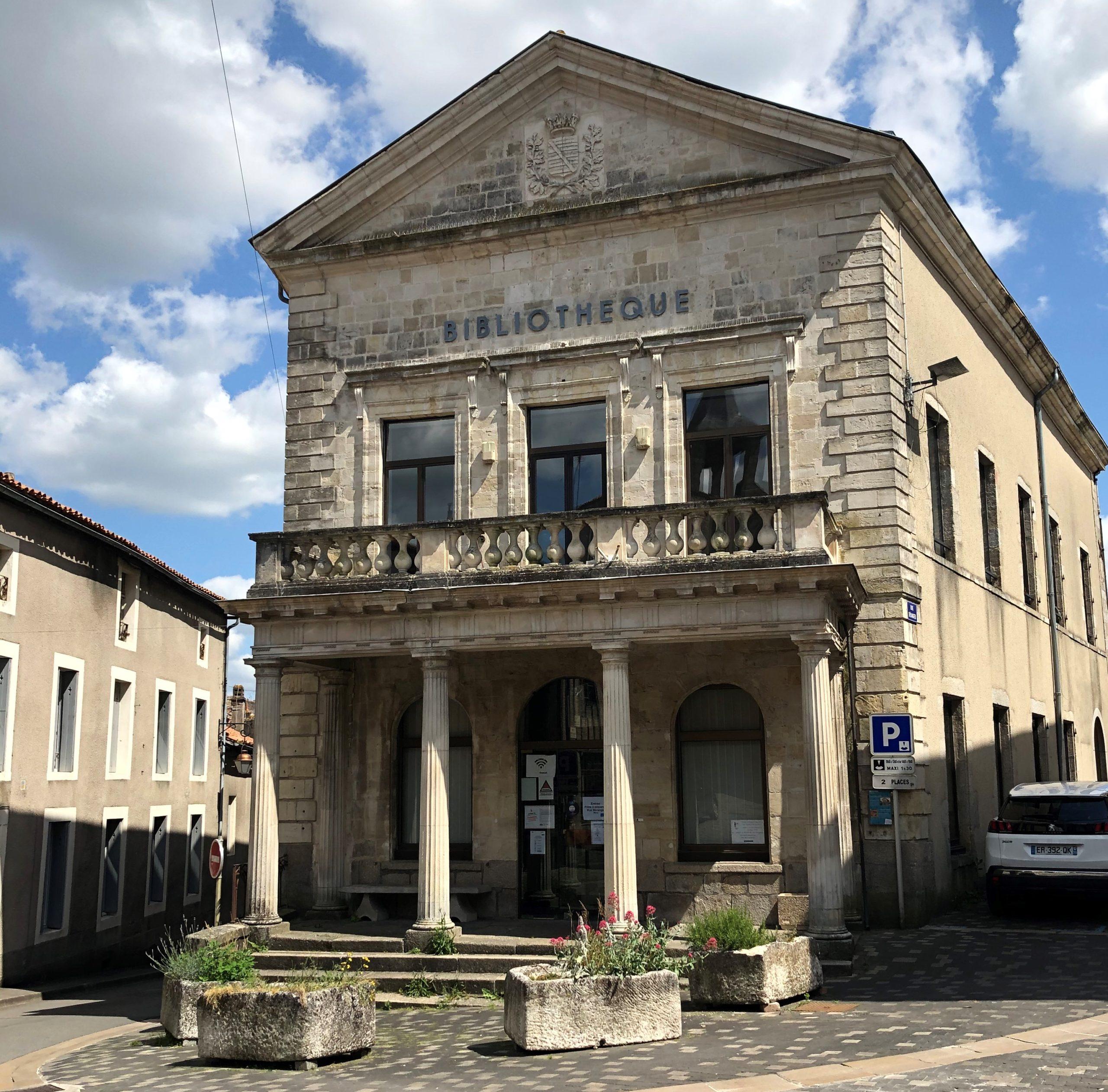 Médiathèque Communautaire Parthenay