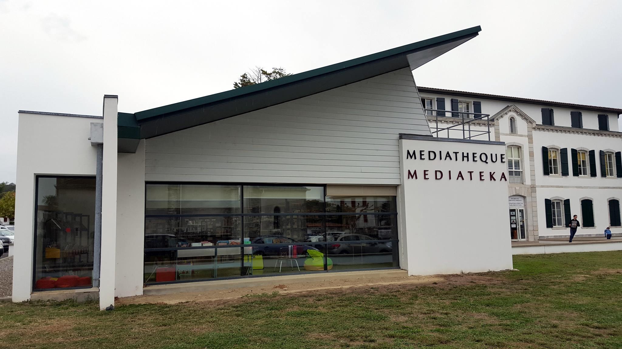 Médiathèque d'Amikuze Saint-Palais