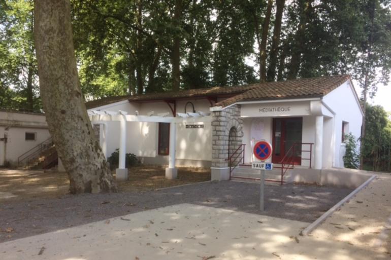 Médiathèque d'Amou Amou