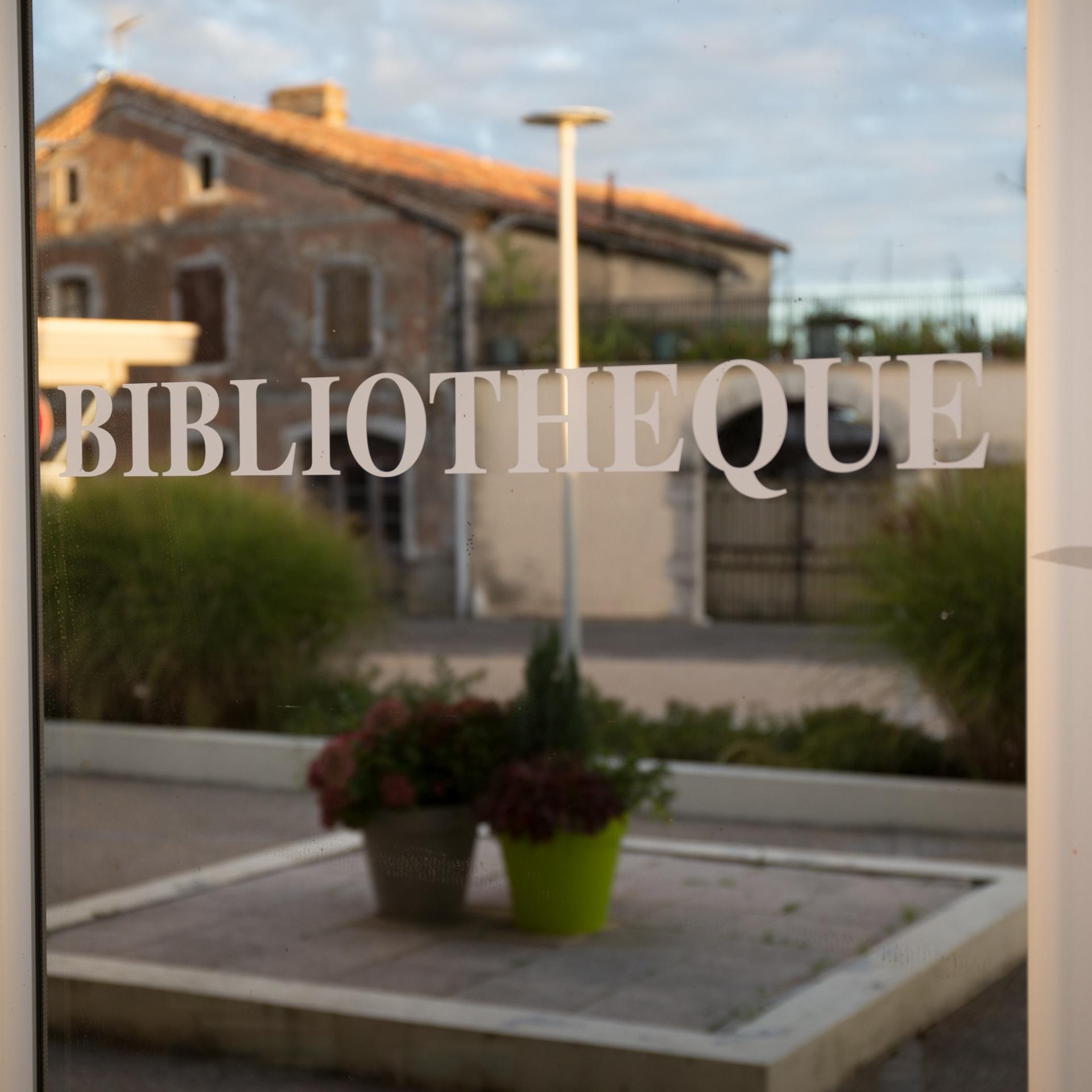 Médiathèque de Tilh Tilh
