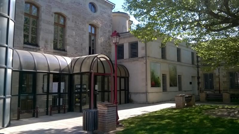 Médiathèque Municipale Albert Camus Marmande