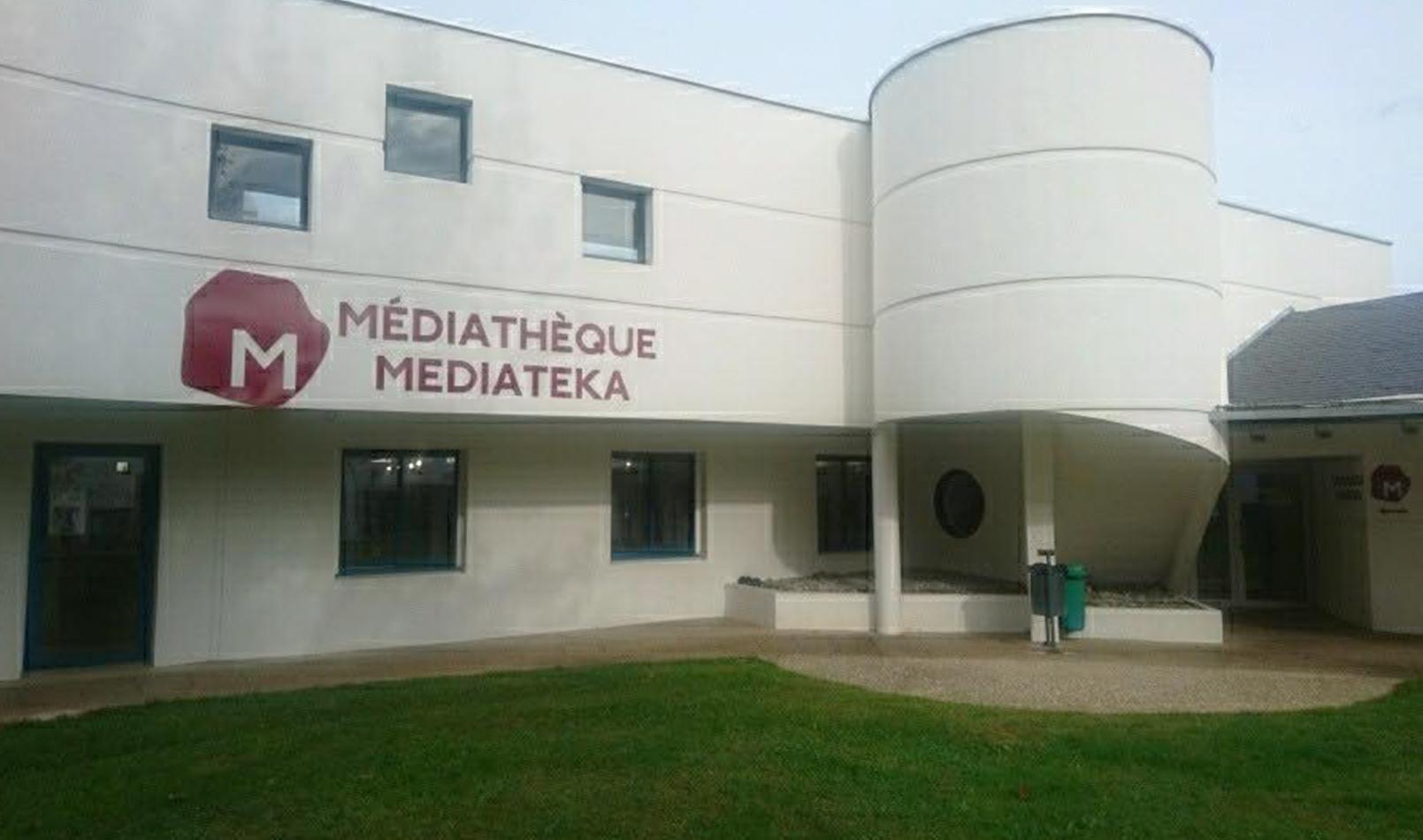 Médiathèque municipale Mauléon-Licharre