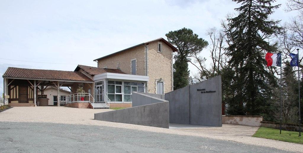 Mémorial de la Résistance Saint-Étienne-de-Puycorbier