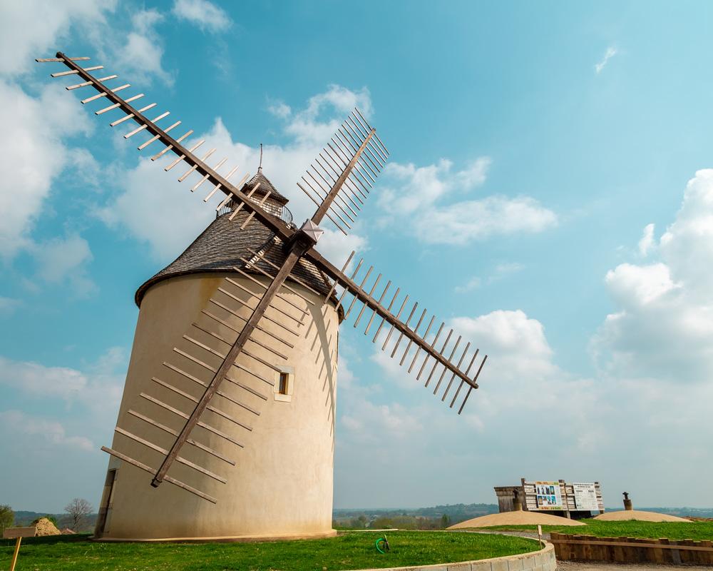 Moulin à vent Bénesse-lès-Dax