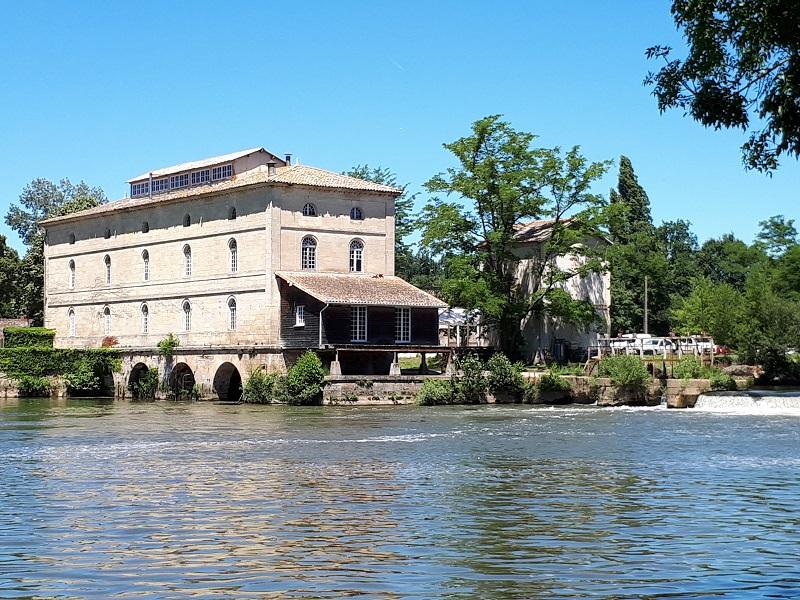 Moulin de Porchères Porchères