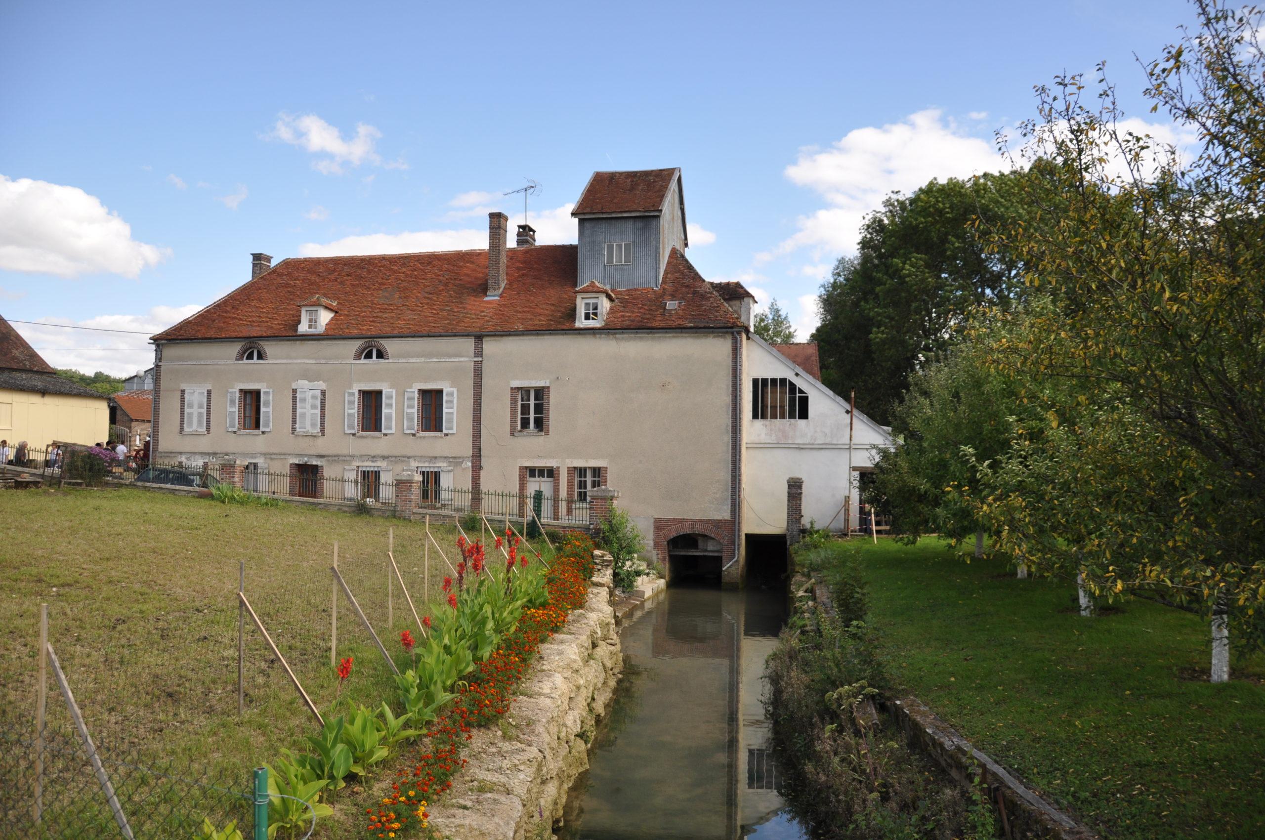 Moulin du Breuil Chessy-les-Prés