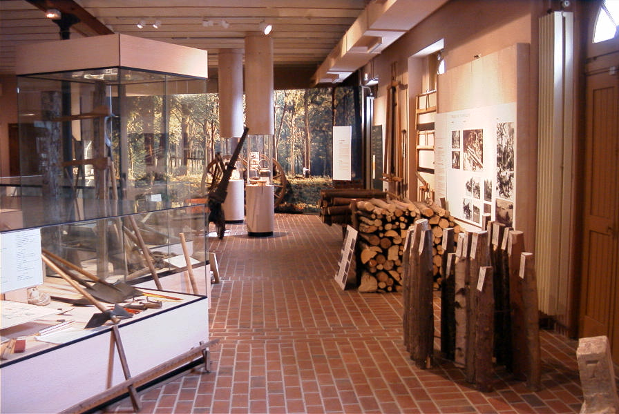 Musée de la Vie Rurale et Forestière Saint-Michel