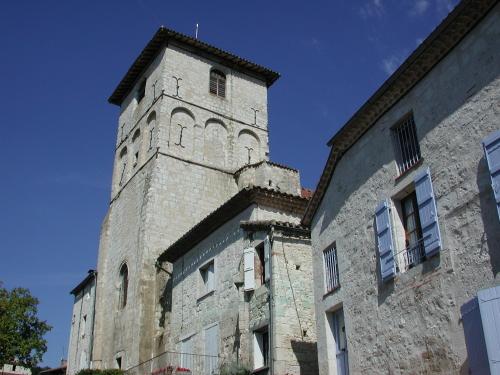 Musée de l'Abbaye de Saint-Maurin Saint-Maurin