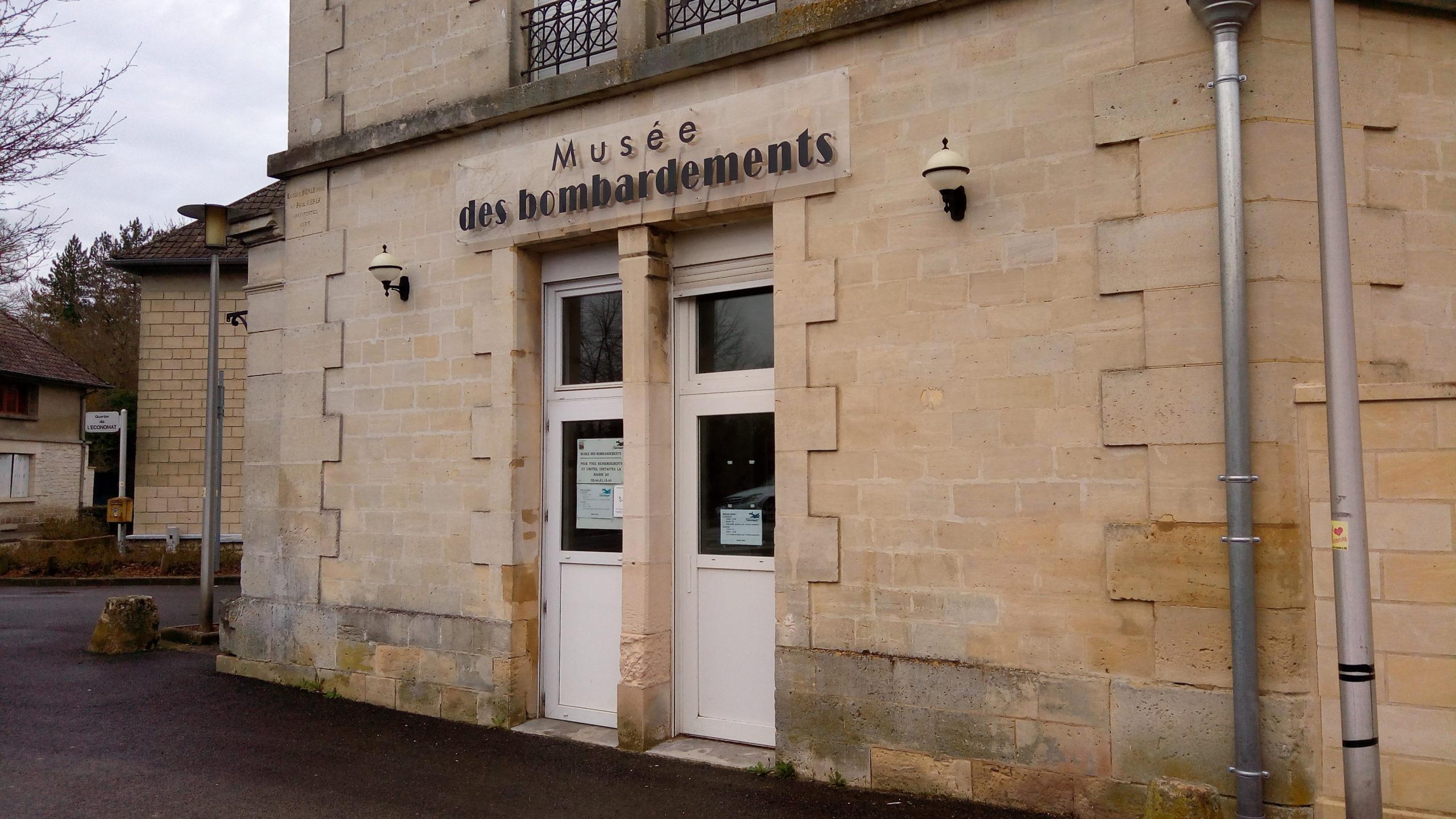 Musée des Bombardements Saint-Maximin