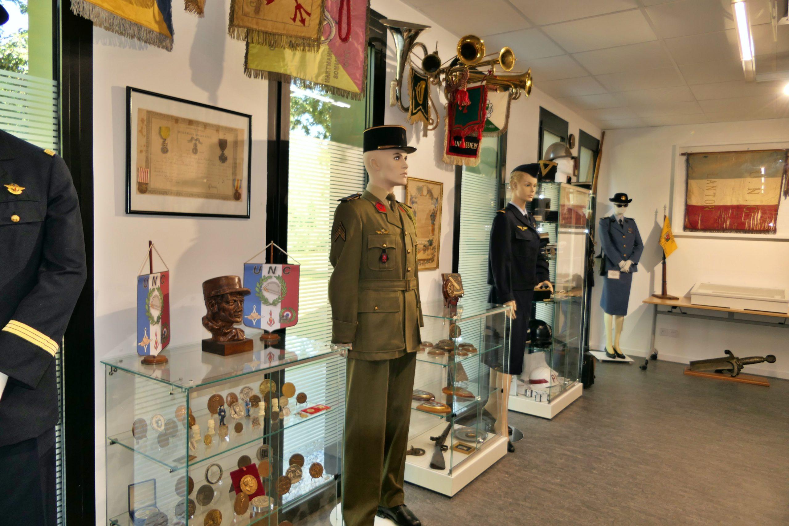 Musée des combattants Lanton