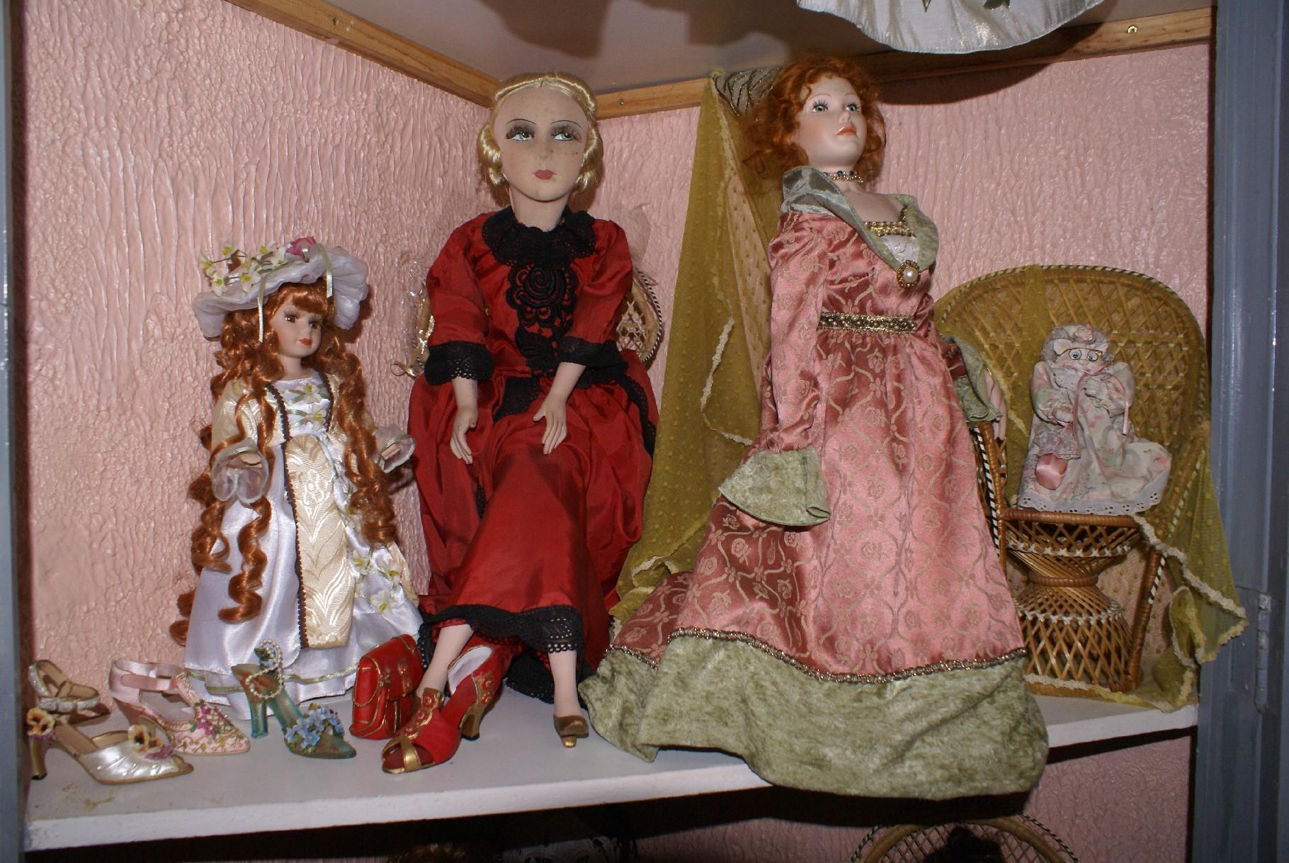 Musée des poupées classiques