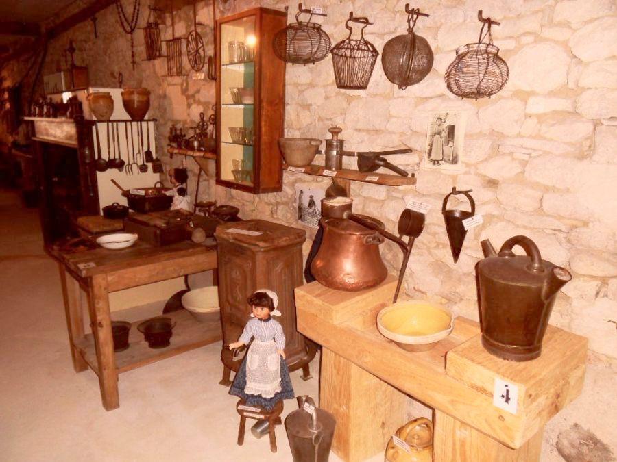 Musée des traditions Villefranche-du-Périgord