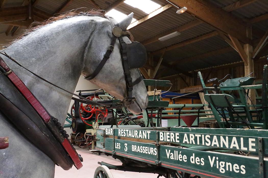Musée du cheval de trait Sacy-le-Grand