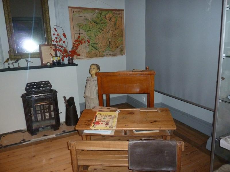Musée Léonie Gardeau - Musée d'histoire locale d'Arts et de Traditions populaires Villefranche-de-Lonchat