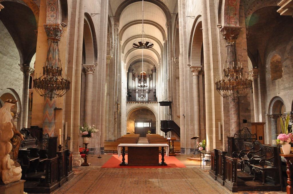 Orgue Cavaillé-Coll de l'abbatiale Saint-Sever